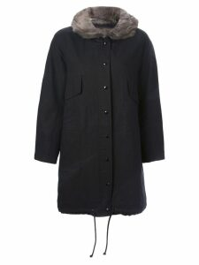 Liska parka coat - Black
