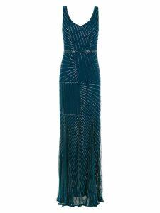 Tufi Duek long party dress - Green