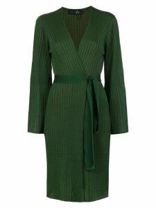 Alcaçuz knit Guiomar cardigan - Green