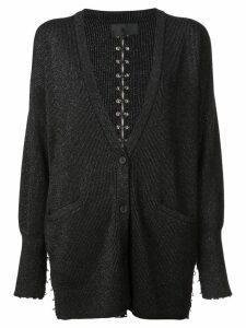 RtA Oneil cardigan - Black
