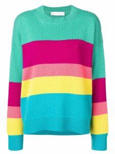 Giada Benincasa striped jumper - Blue