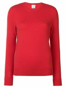 Barrie round neck jumper - Red