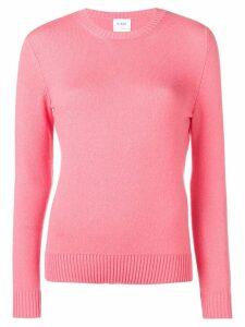 Barrie round neck jumper - Pink