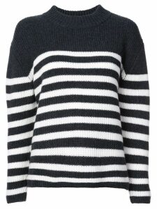 Le Kasha knit striped jumper - Blue