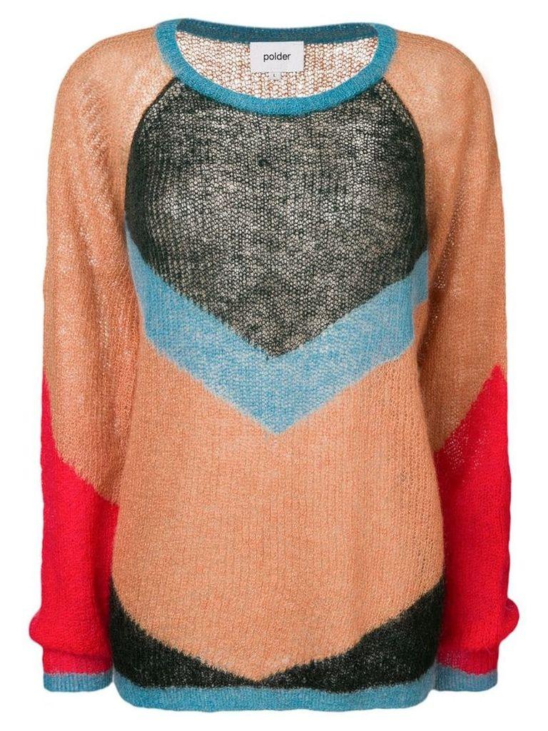 Polder Tuline sweater - Neutrals