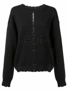 RtA Emmet sweater - Black