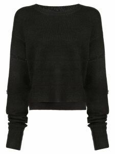 RtA Gilda sweater - Black