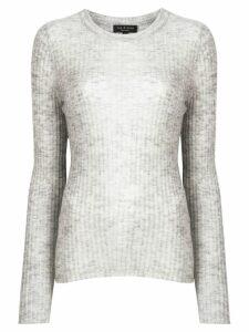 Rag & Bone slim-fit sweater - Grey