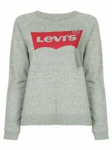Levi's relaxed logo print sweatshirt - Grey