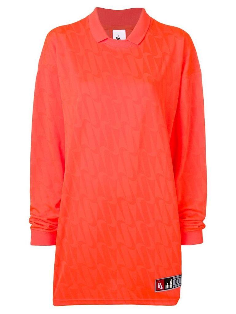 Nikelab jersey sweatshirt - Orange