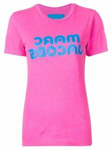 Marc Jacobs logo print T-shirt - Pink