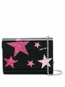 Jimmy Choo Candy clutch bag - Black