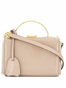 Mark Cross Grace mini bag - White