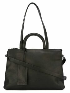 Marsèll hanging tag shoulder bag - Black