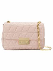 Michael Michael Kors Sloan large shoulder bag - Pink