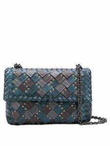 Bottega Veneta small Olimpia bag - Blue