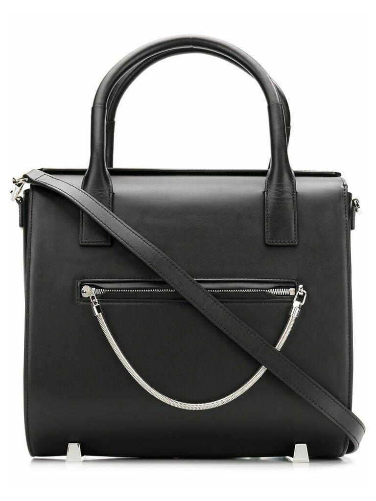 Alexander Wang chain shoulder bag - Black