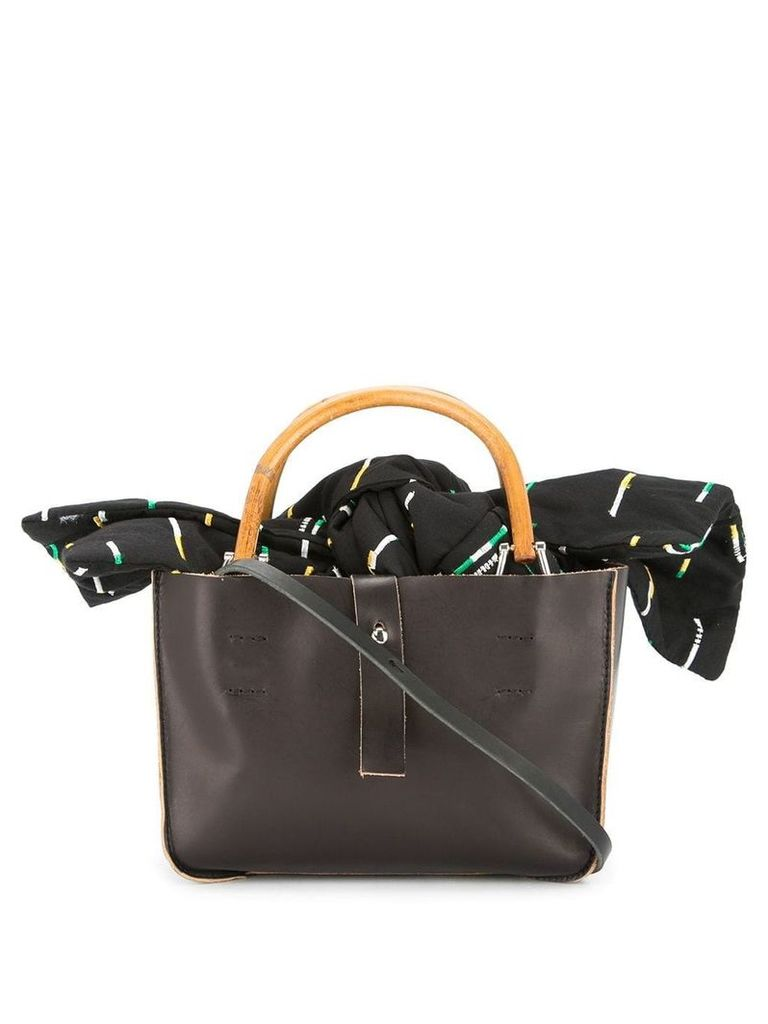 Muun mini Marian handbag - Black