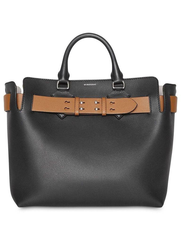 Burberry medium belt bag - Black