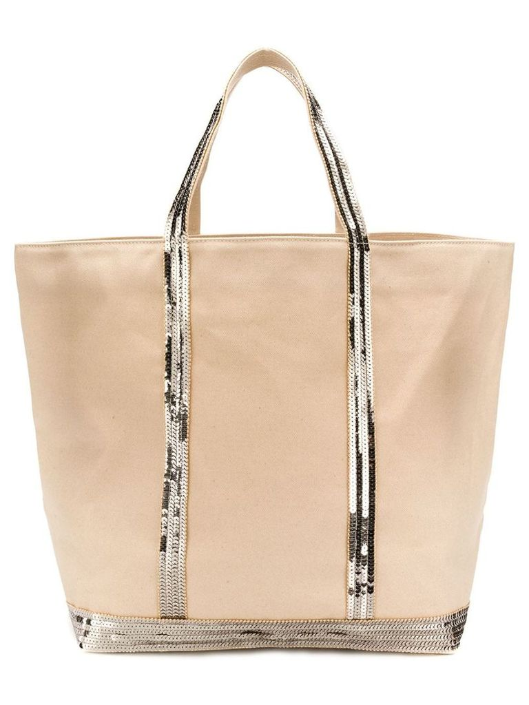 Vanessa Bruno medium shopper tote - Neutrals