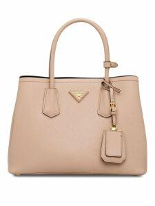 Prada Double Bag - Pink