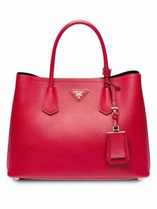 Prada Double tote bag - Red
