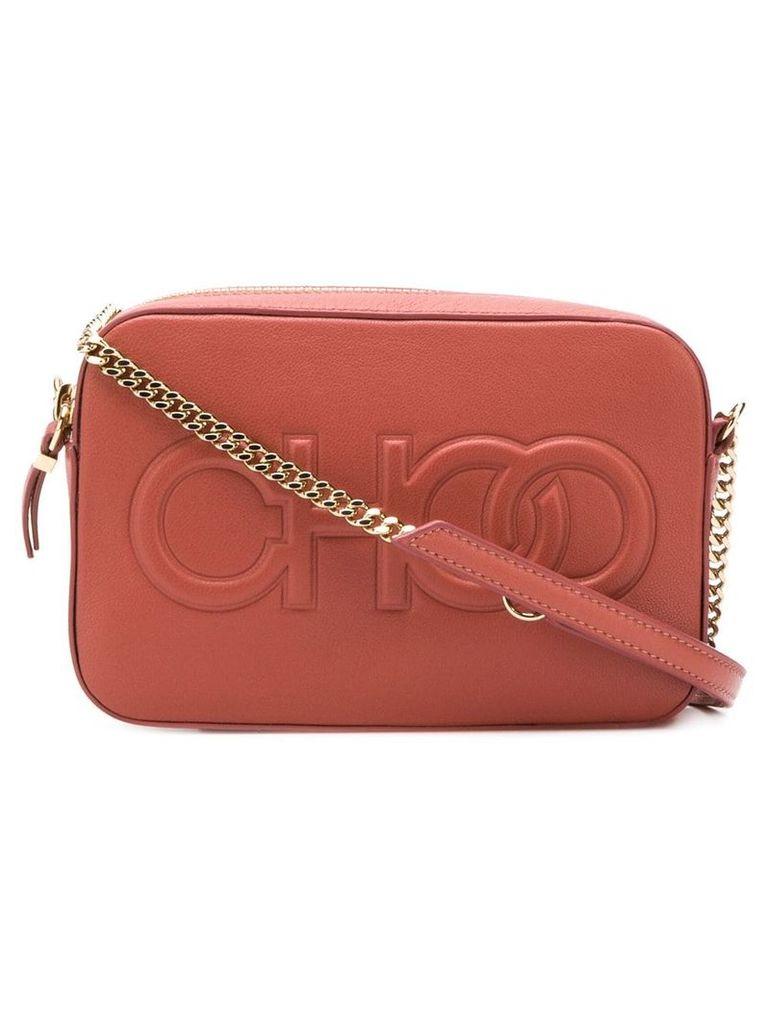 Jimmy Choo Balti crossbody bag - Pink