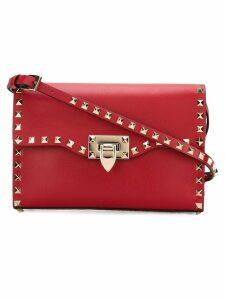 Valentino Garavani Rockstud crossbody bag - Pink