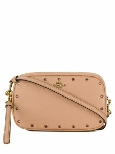 Coach crystal embellished crossbody - Pink