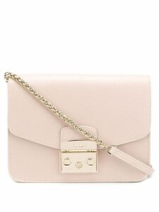 Furla Metropolis crossbody bag - Neutrals