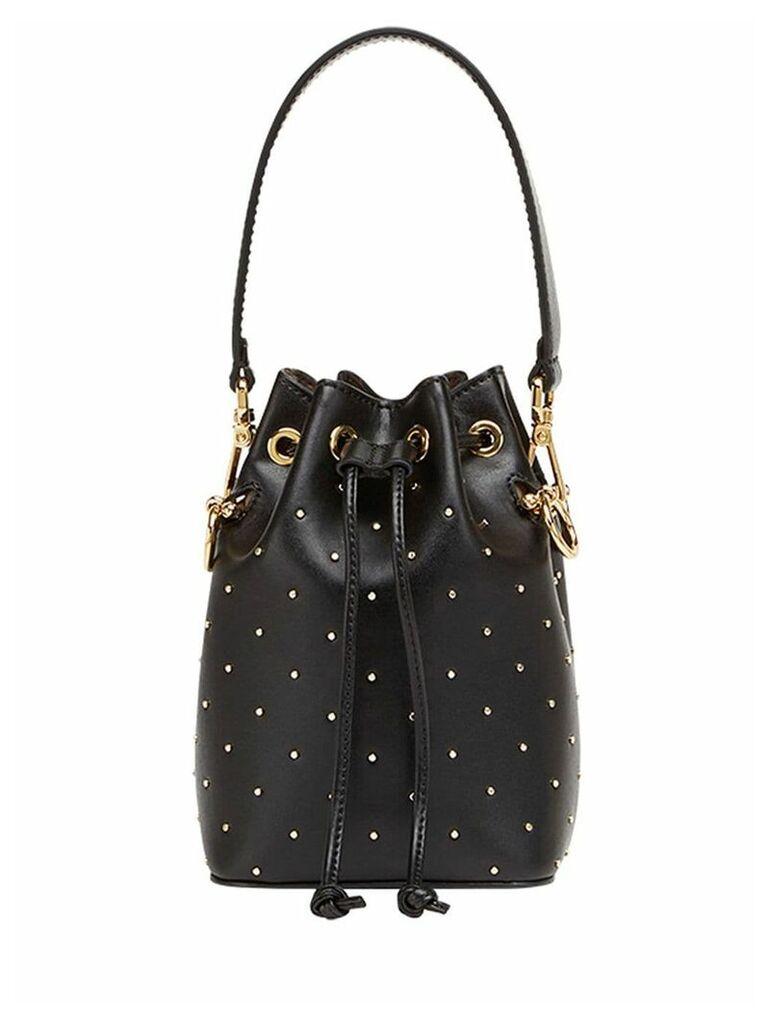 Fendi mini Mon Tresor bucket bag - Black