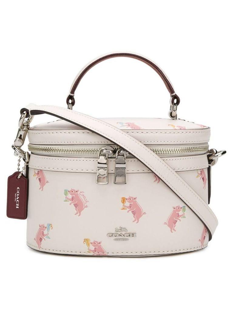 Coach Trail bucket bag - White