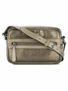 Gucci Pre-Owned Gucci GG pattern cross body - Brown