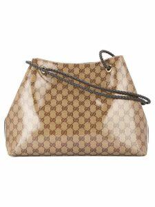 Gucci Pre-Owned Supreme shopper tote - Brown
