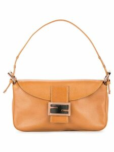 Fendi Pre-Owned Stone Manma handbag - Brown