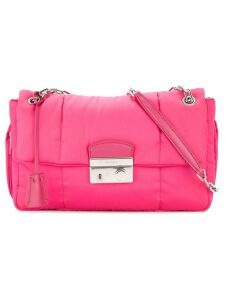 Prada Pre-Owned chain shoulder bag - Pink