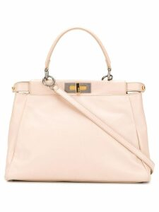 Fendi Pre-Owned 2way relaxed bag - Pink