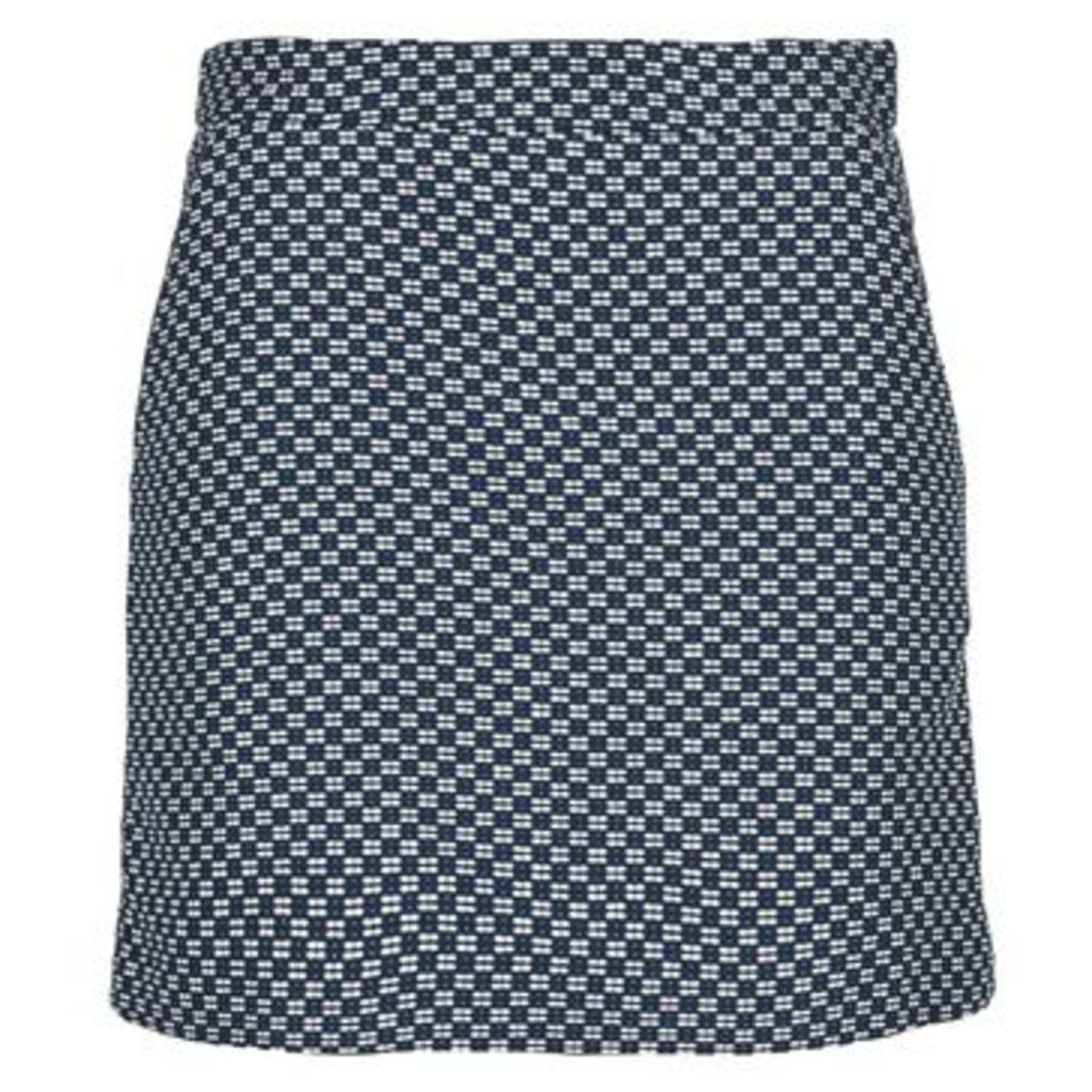 Suncoo  FAUVE  women's Skirt in Blue