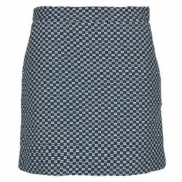 Suncoo  FAUVE  women's Skirt in Blue