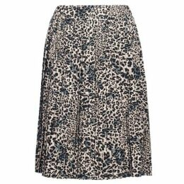 Betty London  J.WILD TIME  women's Skirt in Beige