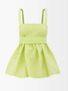 Track & Bliss - Light Traveller Mesh Tank Top - Womens - Black