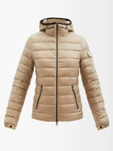 Valextra - Iside Medium Grained Leather Bag - Womens - Light Blue