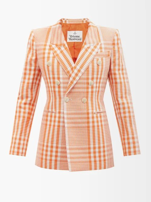Chloé - Roy Mini Leather Bucket Bag - Womens - Red