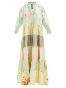 Versace - Logo Print Belt Bag - Womens - Red Multi