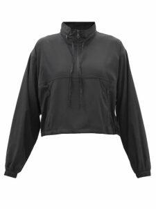 Sensi Studio - Beaded Fringe Torquilla Straw Basket Bag - Womens - White Multi