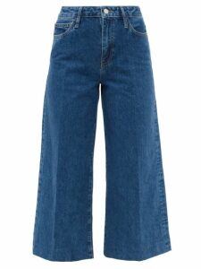 Kalita - Utopia Linen Mini Dress - Womens - Yellow