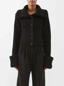 Camilla - Vintage Vixen Print Silk Maxi Dress - Womens - Red Multi