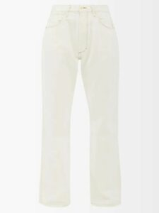 Zimmermann - Pleated Polka Dot Fil Coupé Dress - Womens - Black