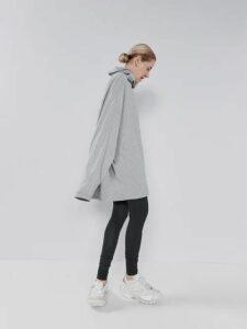 Matteau - The Long Sleeve Cotton Shirt - Womens - Yellow Multi
