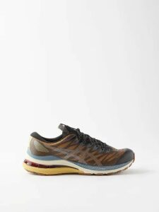 Muzungu Sisters - Frangipani Embroidered Cotton Dress - Womens - Black Multi